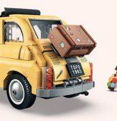 LEGO Creator Expert 10271 Fiat 500