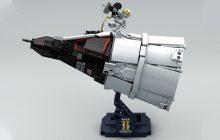 LEGO Ideas-ontwerp Project Gemini bereikt mijlpaal van 10.000 stemmen