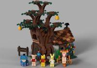 'LEGO Ideas 21326 Winnie Pooh verschijnt in april'