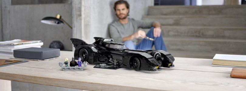 LEGO Batman 1989 Batmobile (76139) in de aanbieding bij Bol.com voor 231 euro