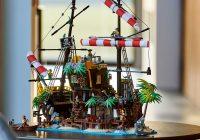 LEGO Ideas 21322 Piraten van Barracuda Baai voor laagste prijs ooit