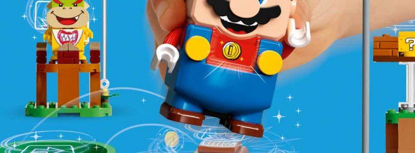 Alle aankomende LEGO Super Mario-sets op een rij