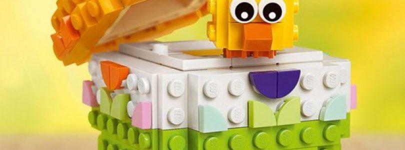 LEGO 40371 Paasei nieuw cadeau bij aankoop in LEGO Online Shop