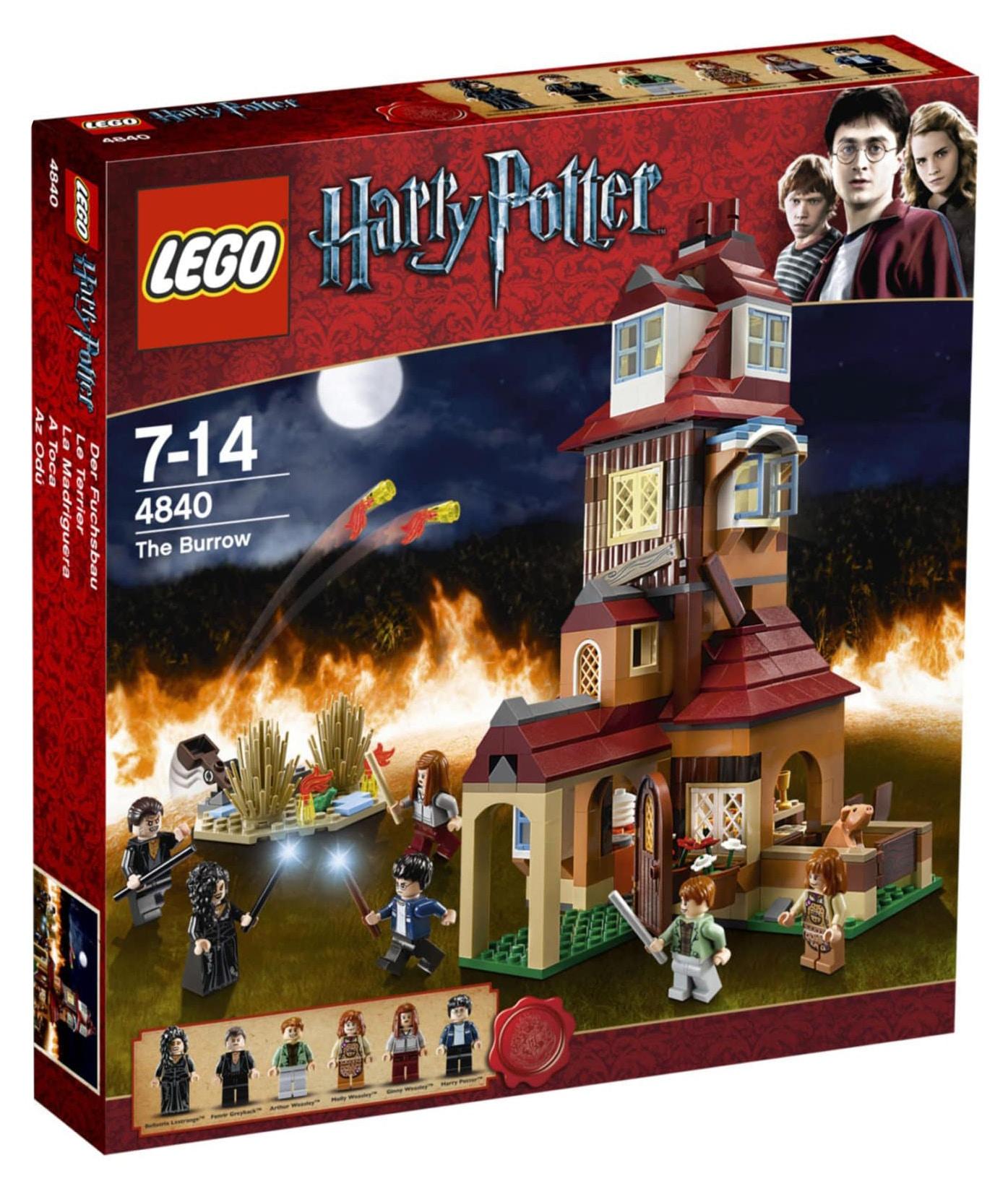 komt er dit jaar een nieuwe lego harry potter d2c-set