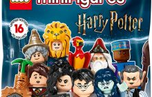 Eerste beelden LEGO 71028 Harry Potter Minifigures Series 2 gelekt