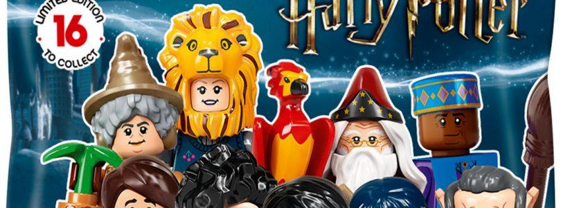 Eerste beelden LEGO 71028 Harry Potter Minifigures Series 2 gelekt