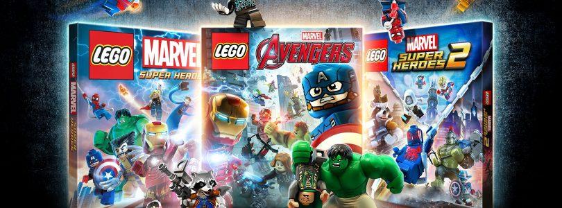 LEGO Marvel Collection verschijnt op 25 maart voor PlayStation 4 en Xbox One