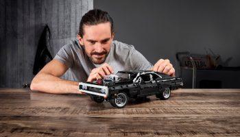 LEGO Technic 42111 Dom's Dodge Charger (Fast & Furious) nu beschikbaar voor pre-order in LEGO Shop