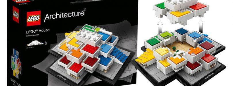 LEGO Architecture 21037 LEGO House vanwege coronavirus ook beschikbaar in LEGO Online Shop