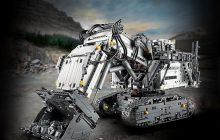 LEGO Technic 42100 Liebherr R9800 in de aanbieding voor laagste prijs ooit: 286 euro