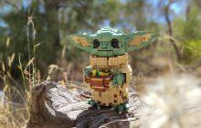 Zo bouw jij je eigen LEGO Star Wars Baby Yoda