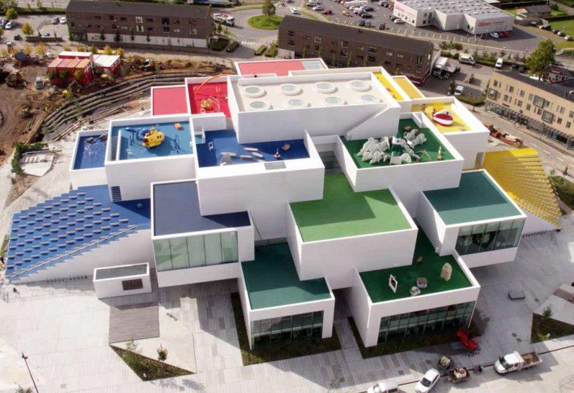 LEGO Architecture 21037 LEGO House weer beschikbaar in LEGO Online Shop