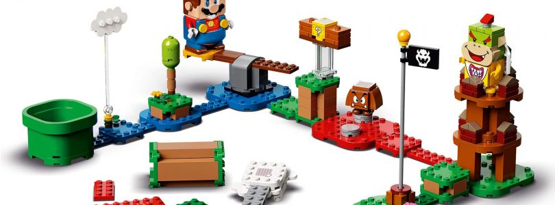 LEGO Super Mario 71360 Avonturen met Mario startset nu met 25% korting te bestellen
