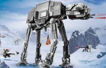 Eerste beelden LEGO Star Wars 75288 AT-AT gepubliceerd