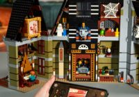 Powered Up App-update introduceert ondersteuning voor LEGO 10273 Haunted House