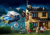 LEGO Harry Potter 75968 4 Privet Drive in de aanbieding voor €59,98