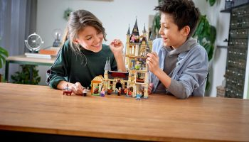 LEGO Harry Potter 75969 Hogwarts Astronomy Tower in de aanbieding voor €84,38
