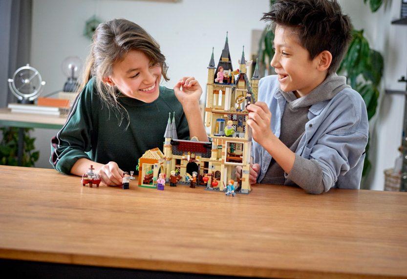 LEGO Harry Potter 75969 Hogwarts Astronomy Tower voor laagste prijs ooit