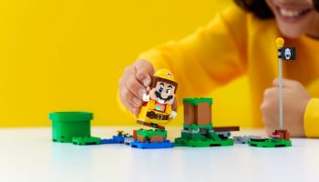 LEGO Super Mario Power-Up Packs aangekondigd