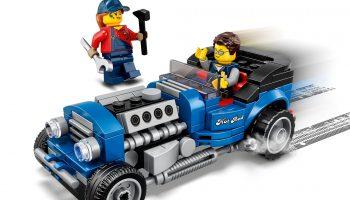 LEGO 40409 Hot Rod vanaf vandaag gratis bij aankopen (GWP) in LEGO Shop
