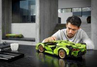 LEGO Technic 42115 Lamborghini Sián FKP 37 voor laagste prijs ooit
