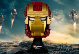 Eerste beelden LEGO Marvel Hulkbuster (76164), Iron Man Helm (76165) en Avengers Tower (76166)