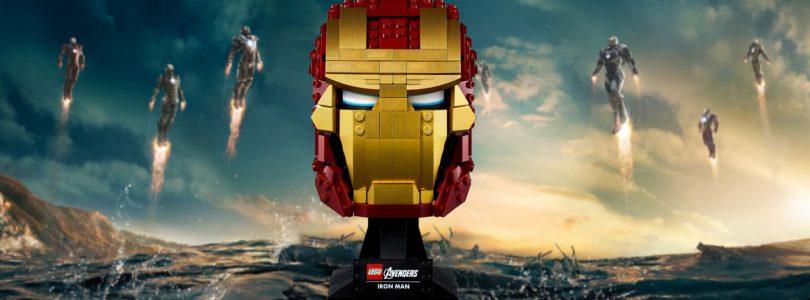 LEGO Marvel Hulkbuster (76164), Iron Man Helm (76165) en Avengers Tower (76166) beschikbaar in LEGO Shop