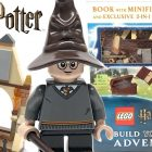 LEGO Harry Potter Build Your Own Adventure Boek met Minifigure en 2-in-1 model in de aanbieding voor €14,60