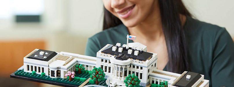 LEGO Architecture 21054 The White House is nu al te koop met korting