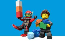 Betaal met PayPal in LEGO Shop en ontvang gratis mystery gift