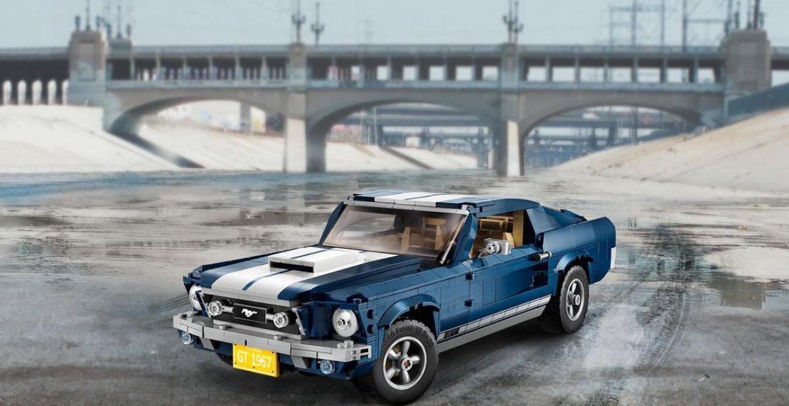 LEGO Creator Expert 10265 Ford Mustang in de aanbieding bij Bol.com
