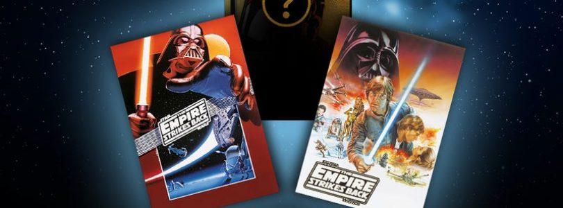 Gratis verzamelkaarten bij Star Wars-aankopen in LEGO Shop