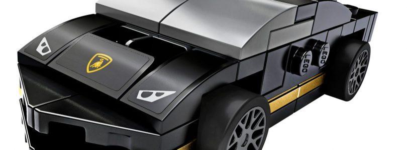 LEGO 30342 Lamborghini Huracán Super Trofeo EVO Polybag gratis bij aankopen in LEGO Shop (NL/BE)