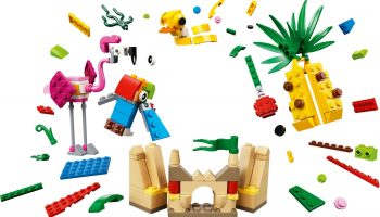 LEGO 40411 Creative Fun 12-in-1 gratis bij aankopen in LEGO Shop