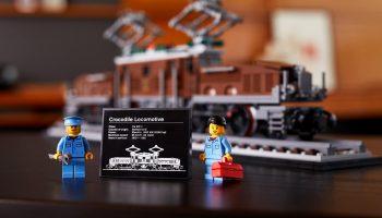 Designvideo LEGO 10277 Crocodile Locomotive gepubliceerd