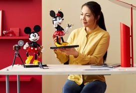 LEGO 43179 Disney Mickey & Minnie Mouse kopen? Nu beschikbaar