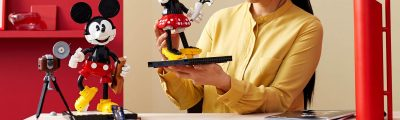 LEGO Disney 43179 Mickey en Minnie Mouse