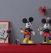 LEGO Disney 43179 Mickey en Minnie Mouse