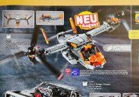 Beelden van nieuwe LEGO Technic- en Star Wars-sets gepubliceerd