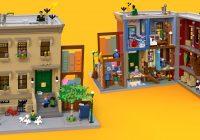 Nieuwe informatie verschenen over LEGO Ideas 21323 Sesame Street