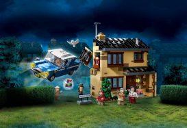 LEGO Harry Potter 75968 Ligusterlaan 4 in de aanbieding voor laagste prijs ooit