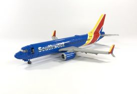 LEGO Ideas-project Boeing 737-800 Southwest bereikt 10.000 supporters