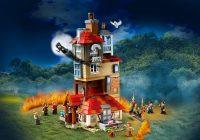 LEGO Harry Potter 75980 Attack on The Burrow weer terug op voorraad