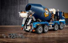 LEGO Technic 42112 Betonmixer in de aanbieding bij Amazon Nederland