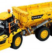 LEGO Technic 42114 Volvo A60H 6×6 Truck met kieptrailer
