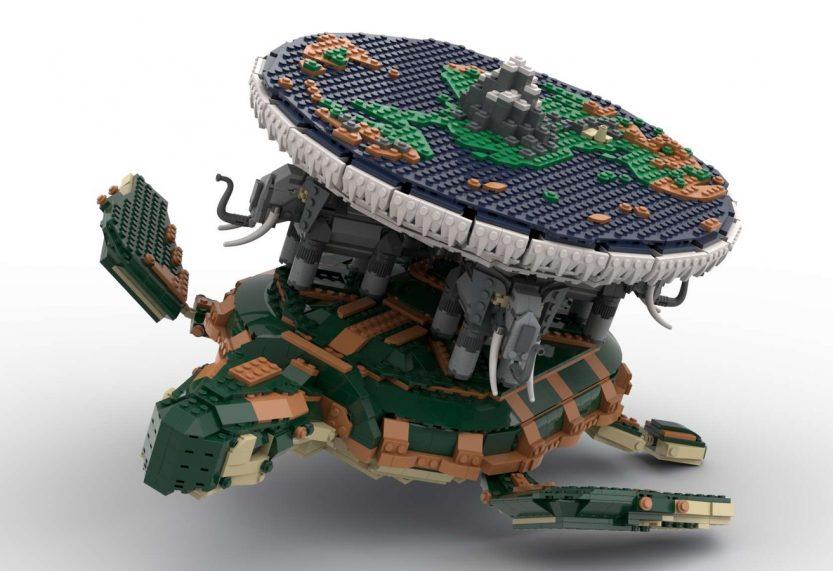 LEGO Ideas-project Discworld bereikt mijlpaal van 10.000 stemmen
