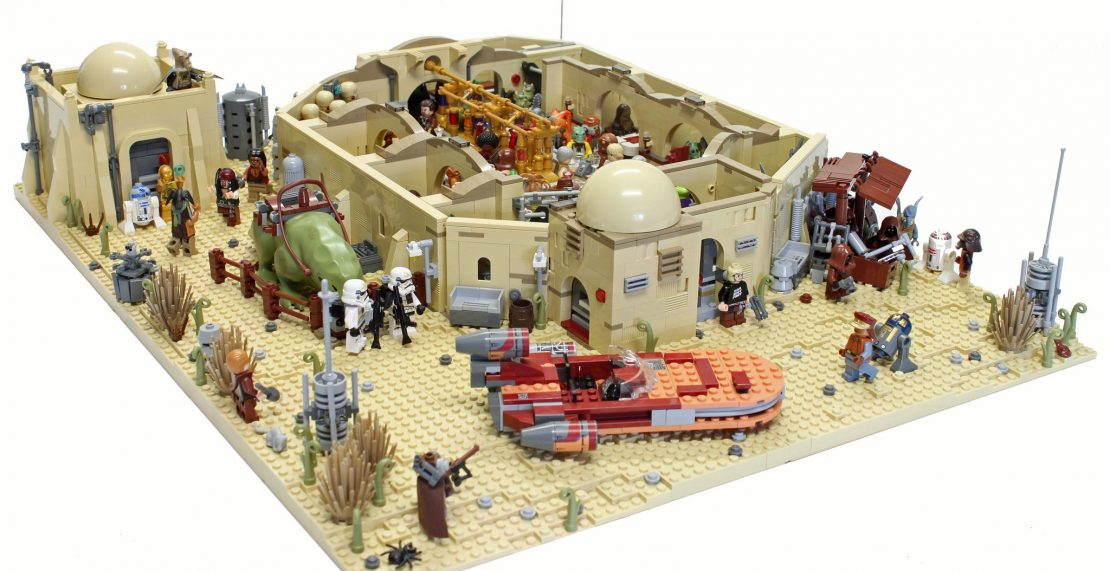 LEGO Star Wars 75290 Mos Eisley Cantina is volgende D2C-set