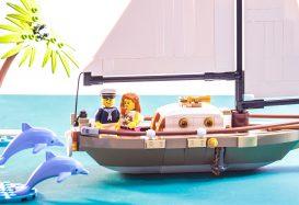 LEGO Ideas-project Sailing Ship Adventure wordt geschenk bij aankoop (GWP)