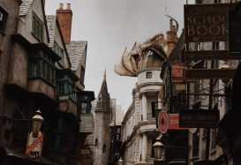 LEGO Harry Potter 75978 Diagon Alley