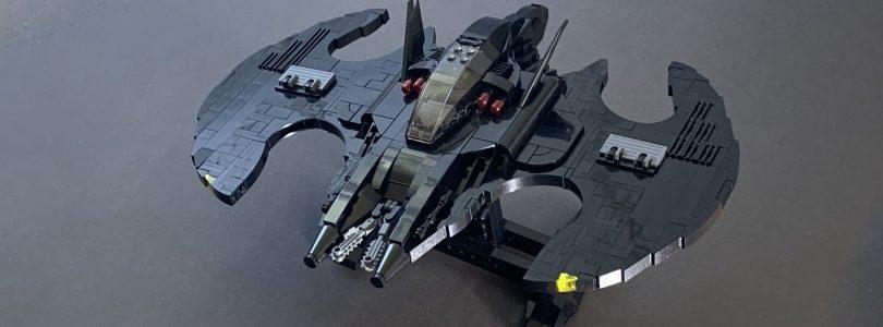 Eerste foto van LEGO 76161 Batman 1989 Batwing (D2C) verschenen